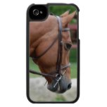 Clipped Pony iPhone 4 Case
