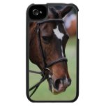 Cute Arabian Horse iPhone 4 Case