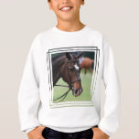 Cute Arabian Horse Youth Sweatshirt