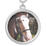 Draft Horse Rescue Necklace