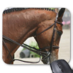 Dressage Horse Mouse Pad