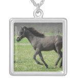 Galloping Colt Necklace