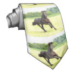 Galloping Horse Tie