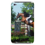 Grand Prix Horse iTouch Case iPod Touch Case