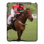Horse Race iPad Case