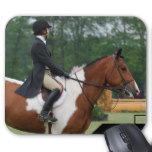 Horse Show Ring  Mouse Pad