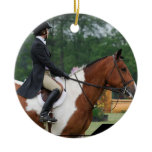 Horse Show Ring Ornament