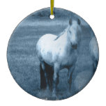 Horse Solitude Ornament