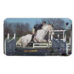 Hunter Jumper iTouch Case Barely There iPod Cases
