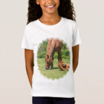 Mare and Colt Girl's T-Shirt