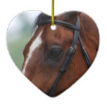 Quarter Horse Profile Ornament
