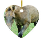 Roaming Roan Horse Ornament
