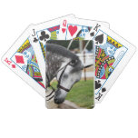 Sweet Appaloosa Horse Bicycle Playing Cards