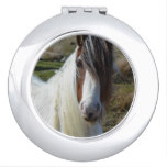Sweet Connemera Pony Compact Mirror