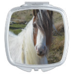 Sweet Connemera Pony Mirror For Makeup