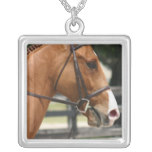 Sweet Quarter Horse Sterling Silver Necklace