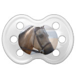 Sweet Roan Pony Pacifier