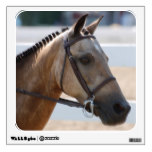 Sweet Roan Pony Wall Decal