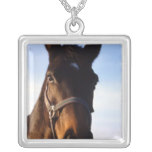 Sweet Thoroughbred Horse Necklace