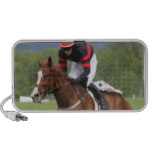 Turf Horse Race Portable Speakers
